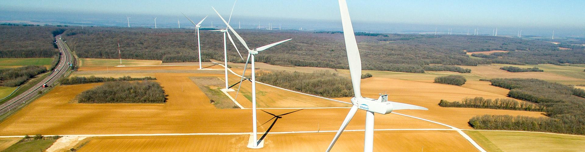Image entête page solutions éolien